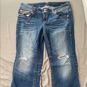 Vigoss jeans size 18